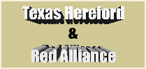 Texas Hereford Fall Classic & Red Alliance Sale